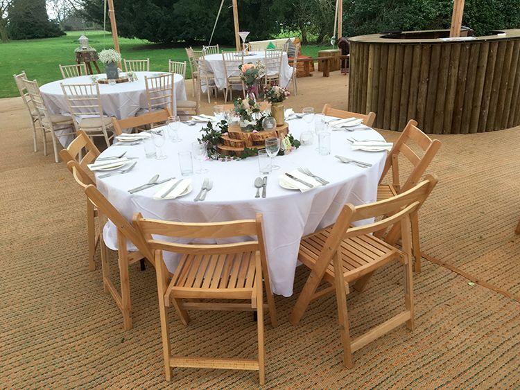 Furniture for Tipis & Sailcloth Tents