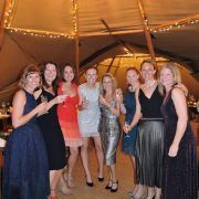 Events Under Canvas Tipi Hire - Sponsorship