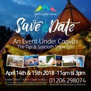 The Tipi & Sailcloth Tent Showcase