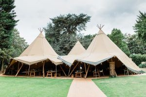 Wedding Tipi Hire in Rochford