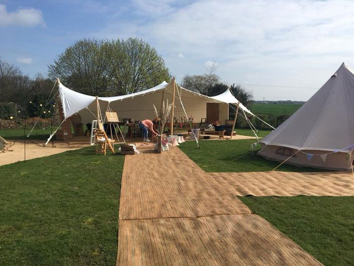 Stretch Tent Hire
