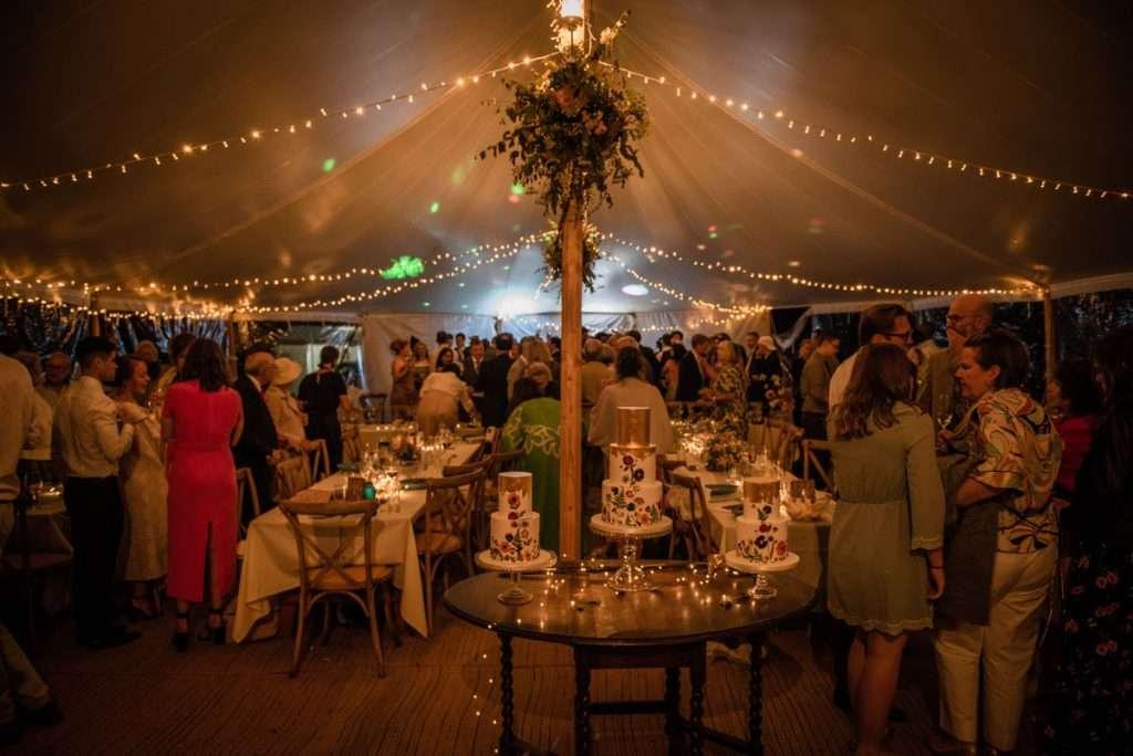 Sailcloth Tent Hire Essex