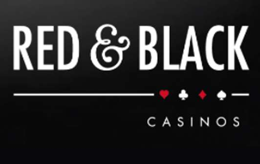red and black casinos